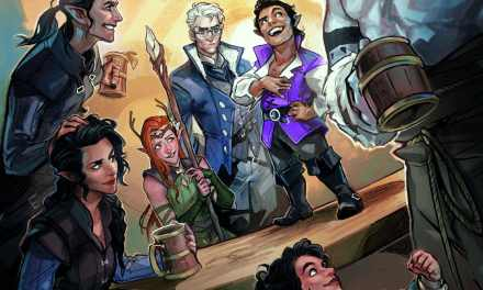 Critical Role Vox Machina Origins Series III Issue I Available Now