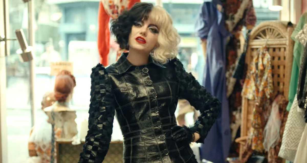 Cruella Trailer: Watch Emma Stone's New Take On The Infamous Villain