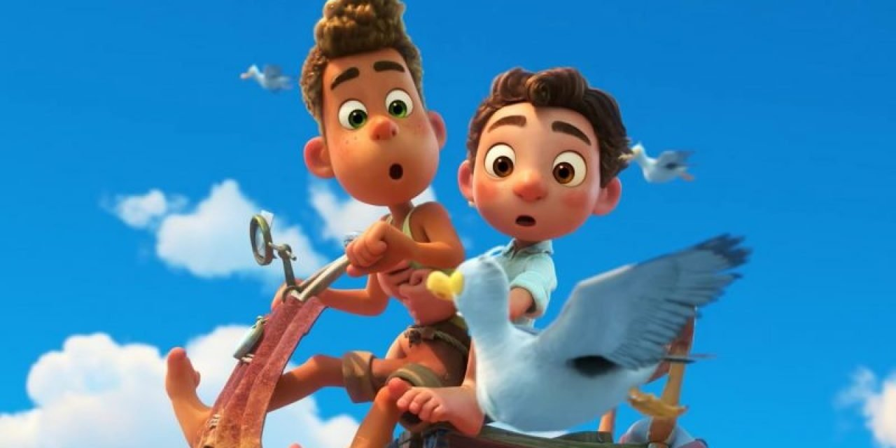 Luca: Watch The 1st beautiful Teaser Trailer From Pixar