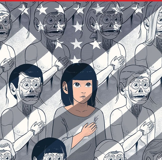 Made In Korea: Image Comics Releases New Miniseries Comic About Artifical Intelligence