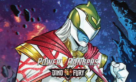 Power Rangers Dino Fury's Connection to The Boom! Studios Comics Explained
