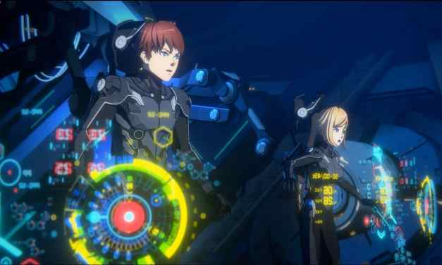Pacific Rim: The Black: Watch the 1st Mind-Blowing Trailer For New Netflix Anime