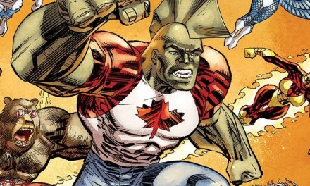 Savage Dragon Spins Off Canadian Super Team In North Force #0