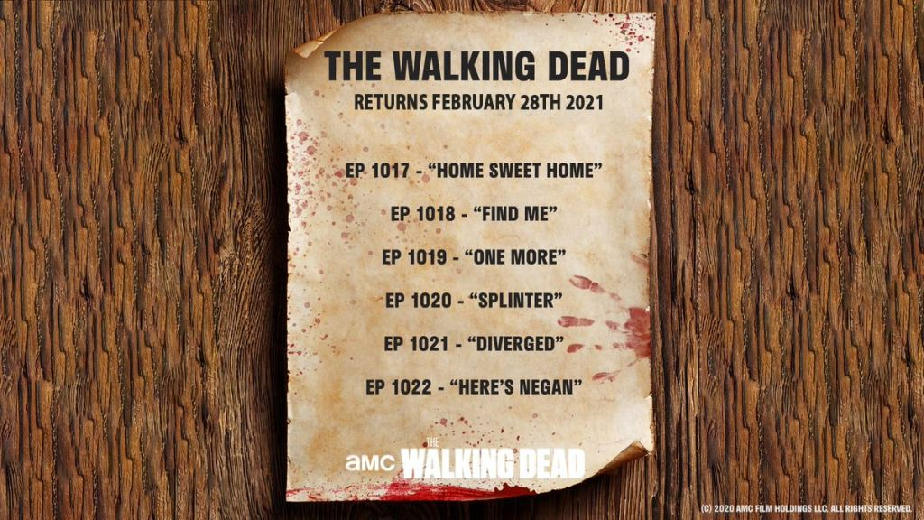 the walking dead bonus