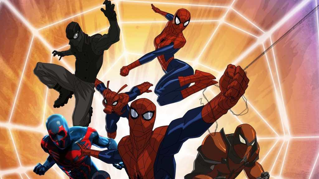 Ultimate Spider-Man Spider-Verse
