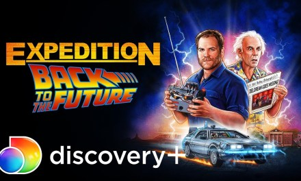 Watch New Trailer For Expedition: Back To The Future Follow Christopher Lloyd's Search For Original DeLoreon Time Machine