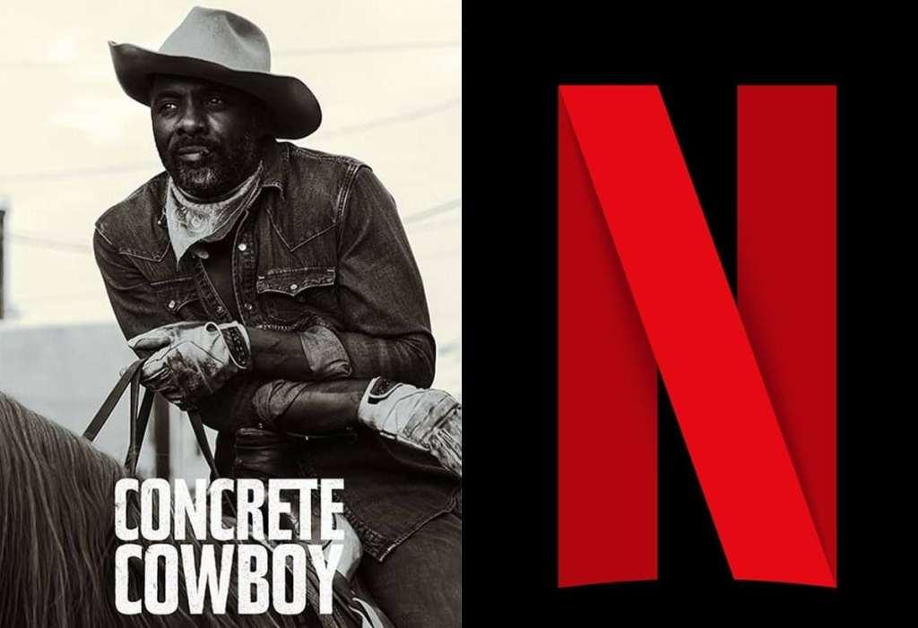 Concrete Cowboy Idris Elba