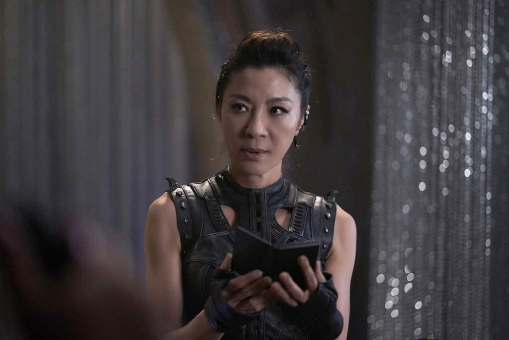 Star Trek Section 31 Michelle Yeoh Captain Philippa Georgiou