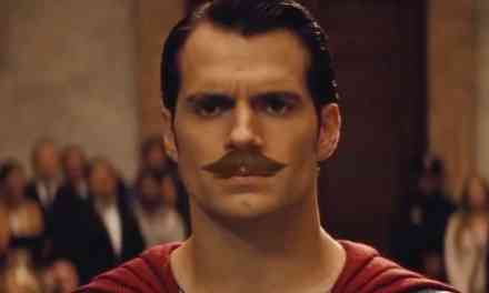 Leaked Photos Of Henry Cavill's Superman Mustache During Justice League Reshoots Surface