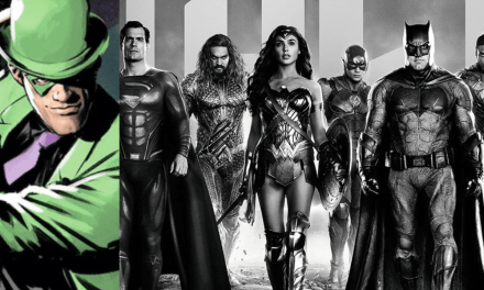 Zack Snyder Explains How The Riddler Would Have Fit Into Justice League