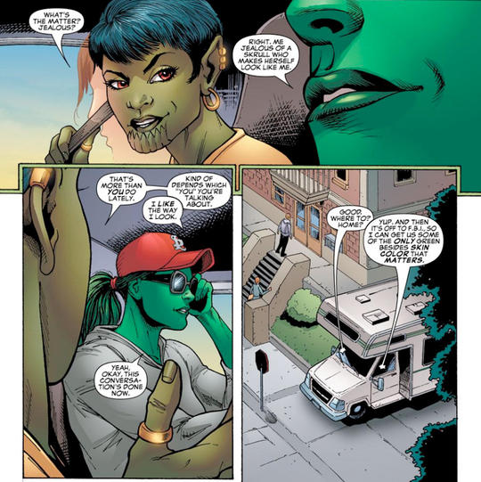 Jazinda She-Hulk