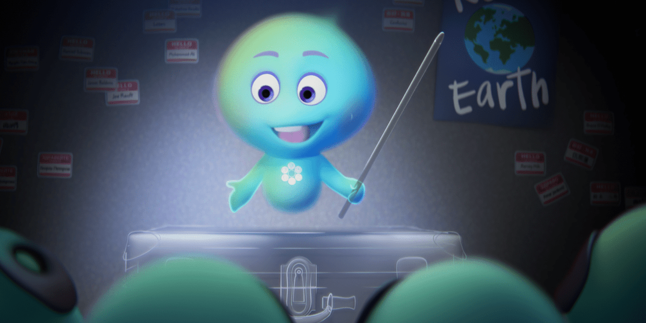 22 Vs Earth Review: New Pixar Short Travels Back To The Great Before