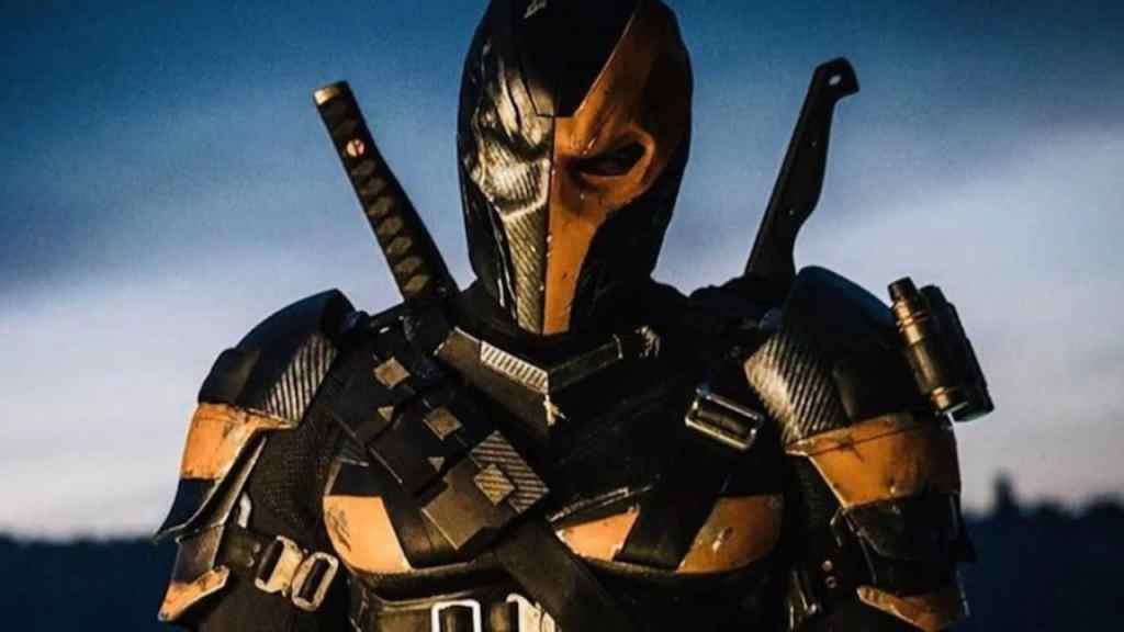 Deathstroke Joe Manganiello Justice League