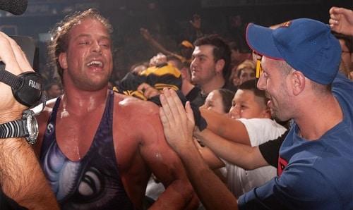 WWE Rob Van Dam RVD