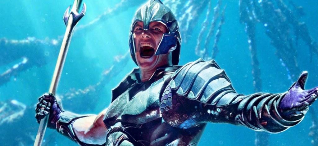Aquaman 2 Patrick Wilson Ocean Master