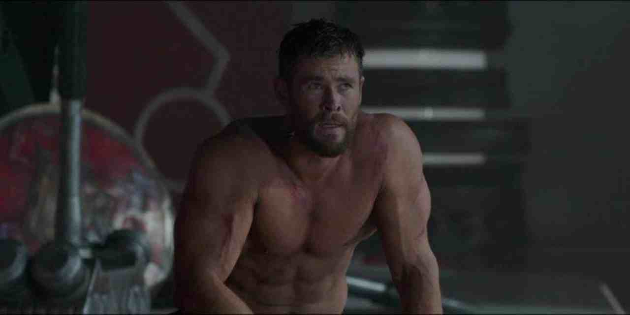 Chris Hemsworth is in The Best Shape of His Life For Thor 4