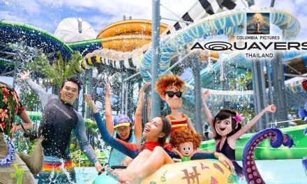 Aquaverse: Sony/Columbia Pictures Opening Ambitious New Thailand Theme Park In October 2021