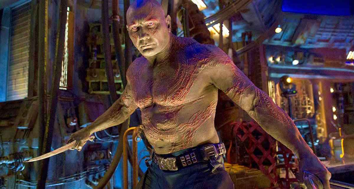 AVENGERS: ENDGAME Star Dave Bautista Disappointed Drax Wasn't The One To Kill Thanos