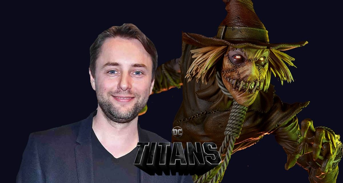 Titans: Vincent Kartheiser Cast As New Scarecrow For Season 3 Of HBO Max Series