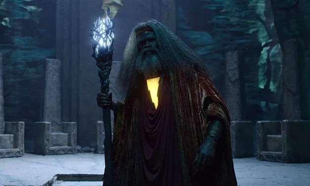 Djimon Hounsou Rumored to Appear in Black Adam As Wizard Shazam