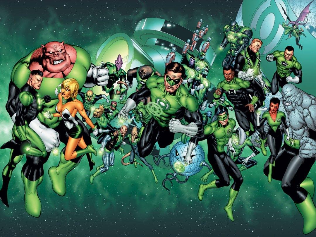 john stewart green lantern corps