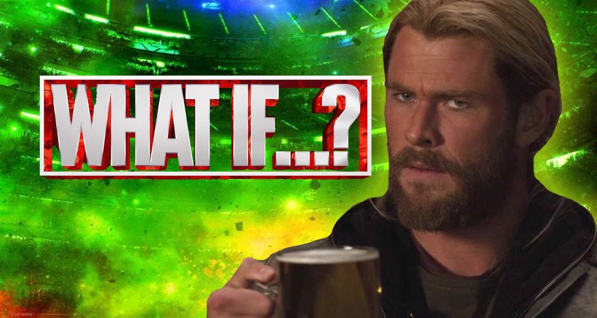 Party Thor: Exciting New Story Details On Thor's What If…? Episode: Exclusive