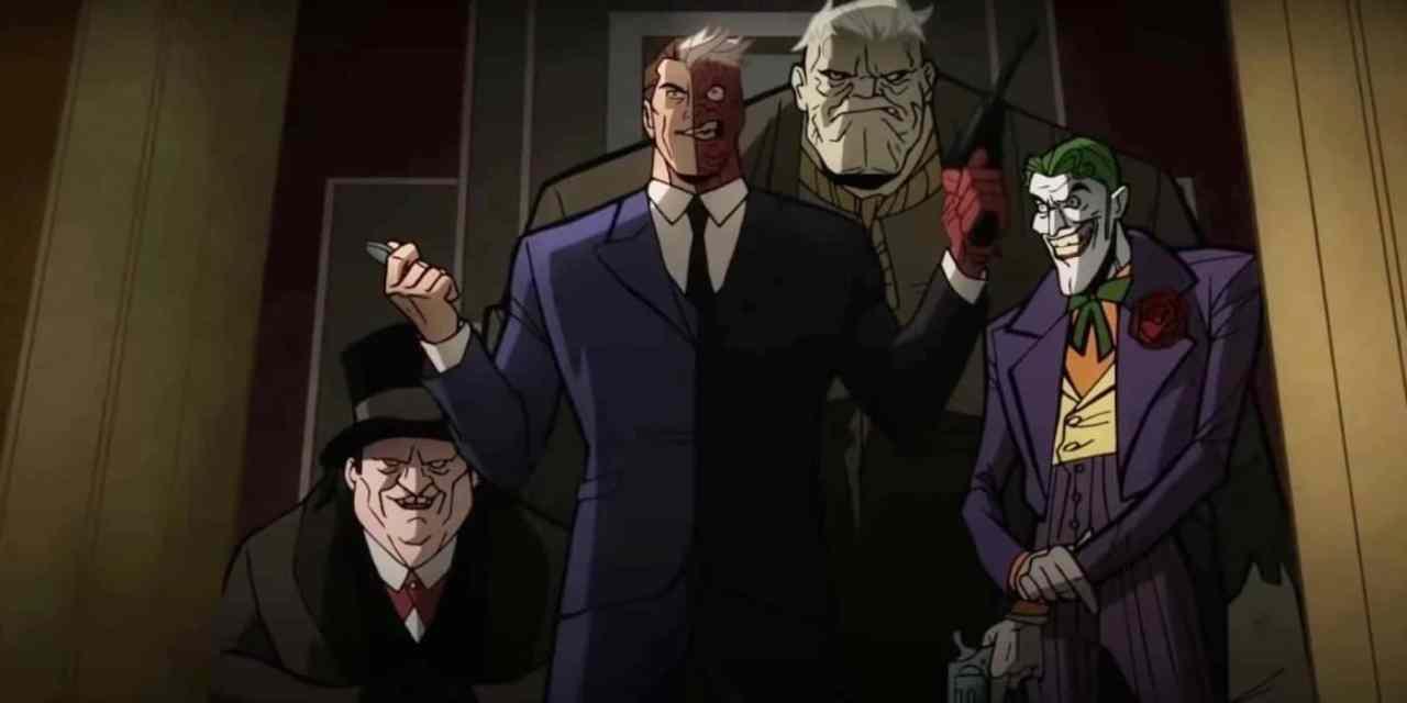 Watch Batman: The Long Halloween part 2 trailer Now