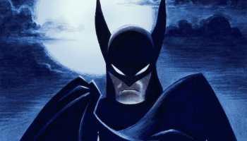 batman caped crusader - animation