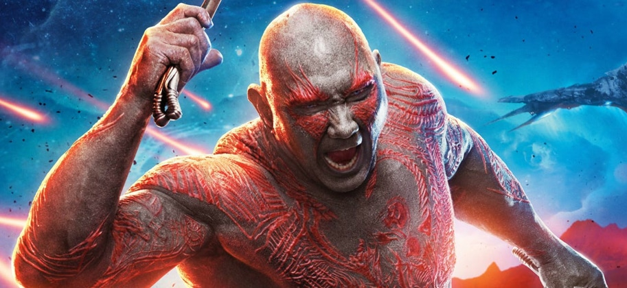 guardians of the galaxy 3 - dave bautista