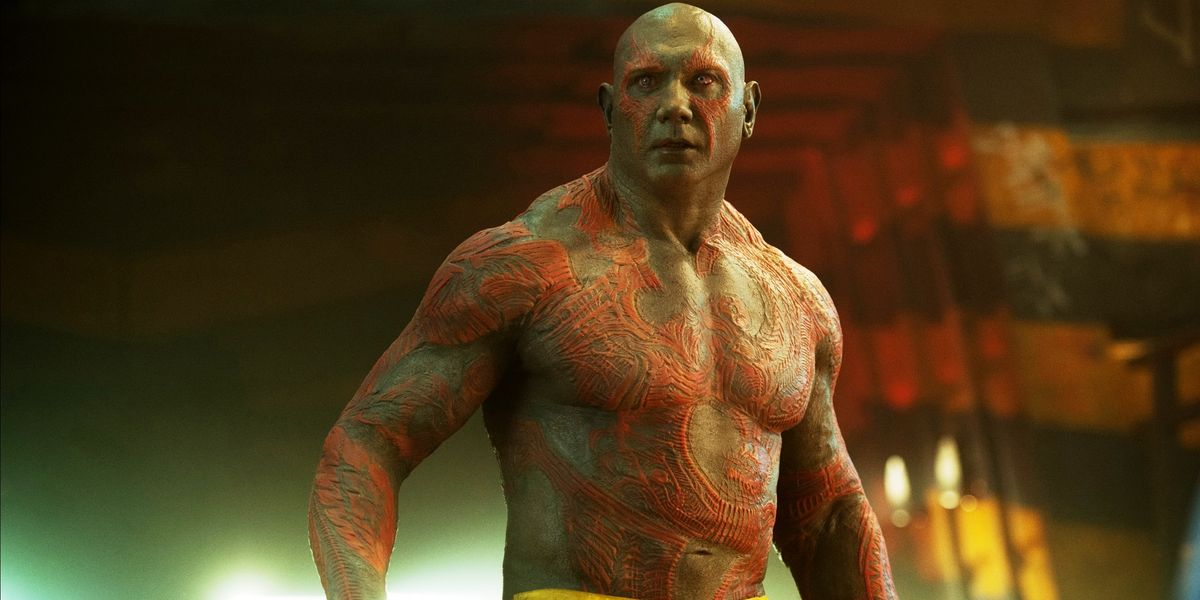 DAVE BAUTISTA TALKS MISSED OPPORTUNITIES DURING HIS TIME AS DRAX
