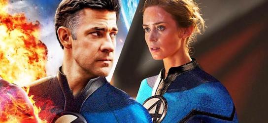 Emily Blunt Reveals Marvel Hasn't Approached Her Or John Krasinski For An Fantastic 4 Reboot - The Illuminerdi