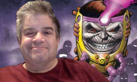 Patton Oswalt Explains How MODOK Could Work in the MCU And He'd Love To Play Him