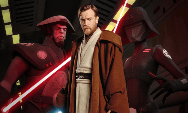 OBI-WAN KENOBI Rumored To Include Live-Action Debut Of Darth Vader's Inquisitors