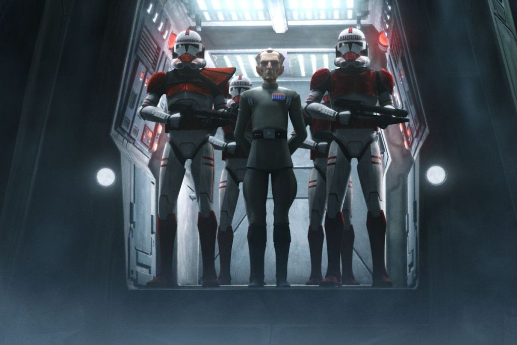 The Bad Batch: Mystery Solved! Here Is Why The Empire Transitioned From Clone Troopers To Stormtroopers - The Illuminerdi