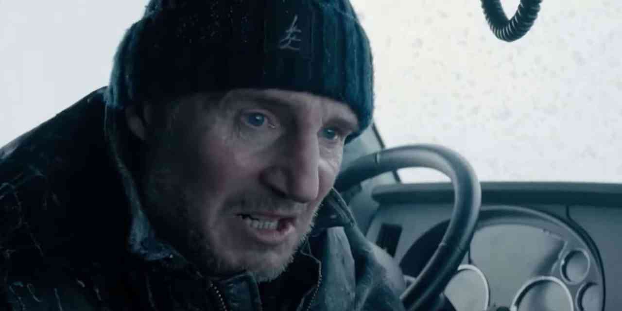 Liam Neeson's The Ice Road Drops New Netflix Trailer