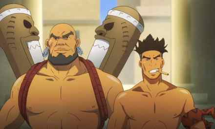 Totem Warrior: A Fantastic 'Totem-Powered' Chinese Anime