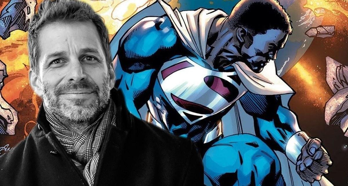"""Zack Snyder Describes Casting A Black Actor As Superman As """"Bold"""" & """"Long Overdue"""""""