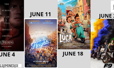June 2021: Exciting New Movies You Don't Want To Miss