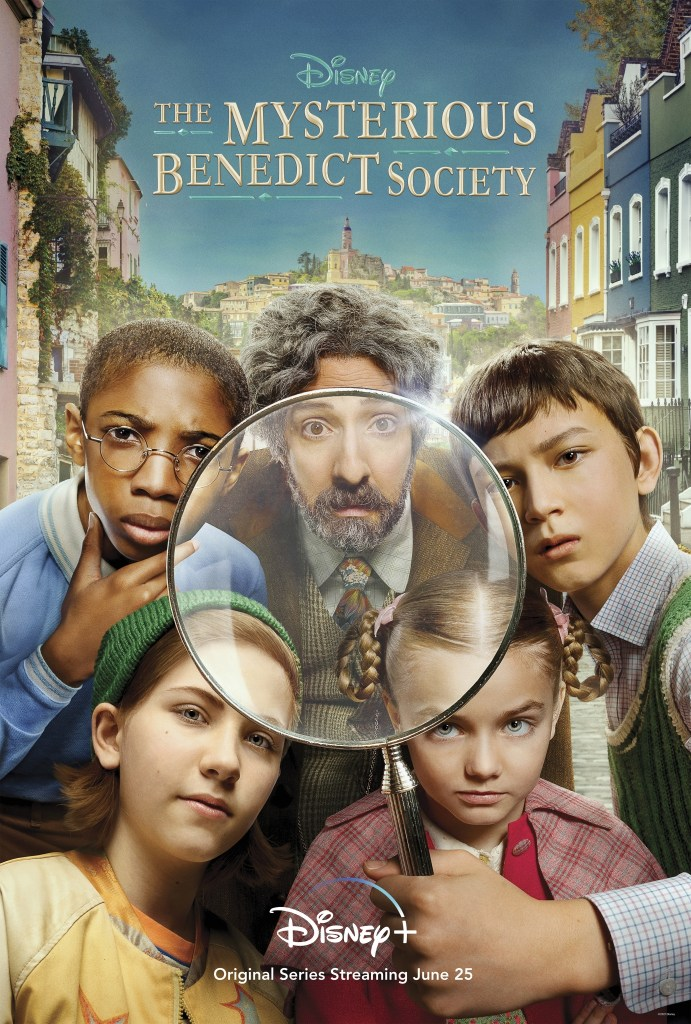 The Mysterious Benedict Society Debuts June 25 With A Super-Sized 2-Episode Premiere - The Illuminerdi