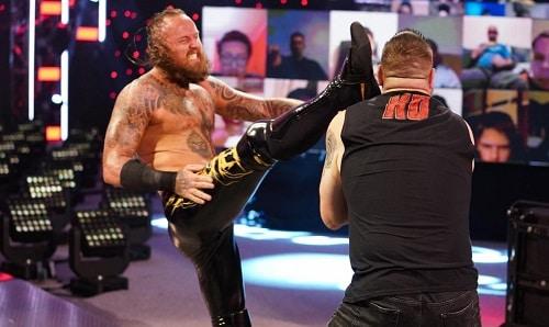 WWE Aleister Black