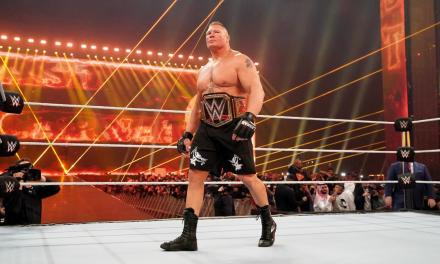 Brock Lesnar May Be Making An Unexpected WWE Return Very Soon