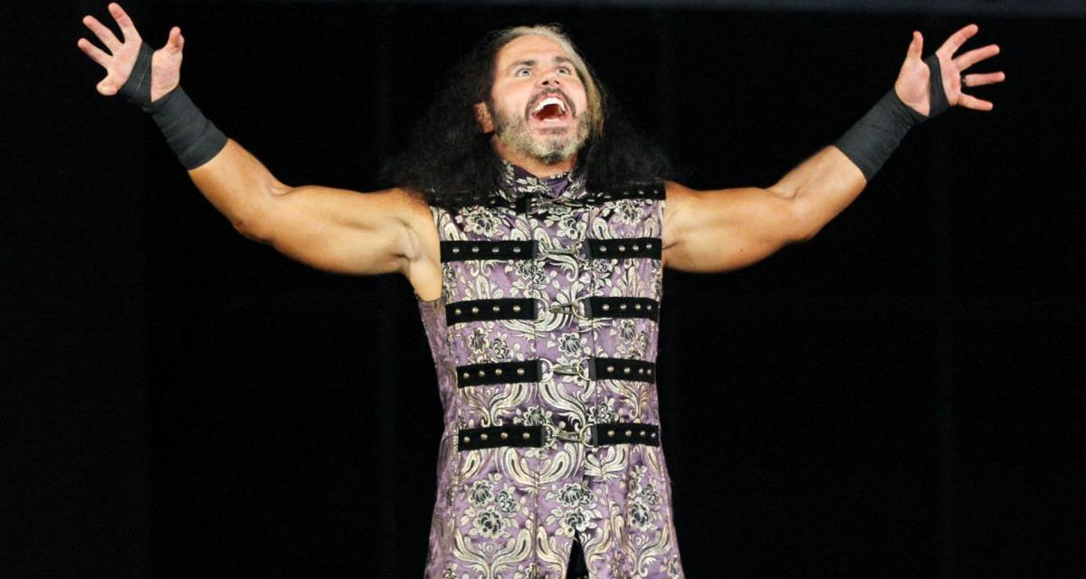 Matt Hardy Recalls Trying To Explain Broken Matt Hardy To Vince McMahon