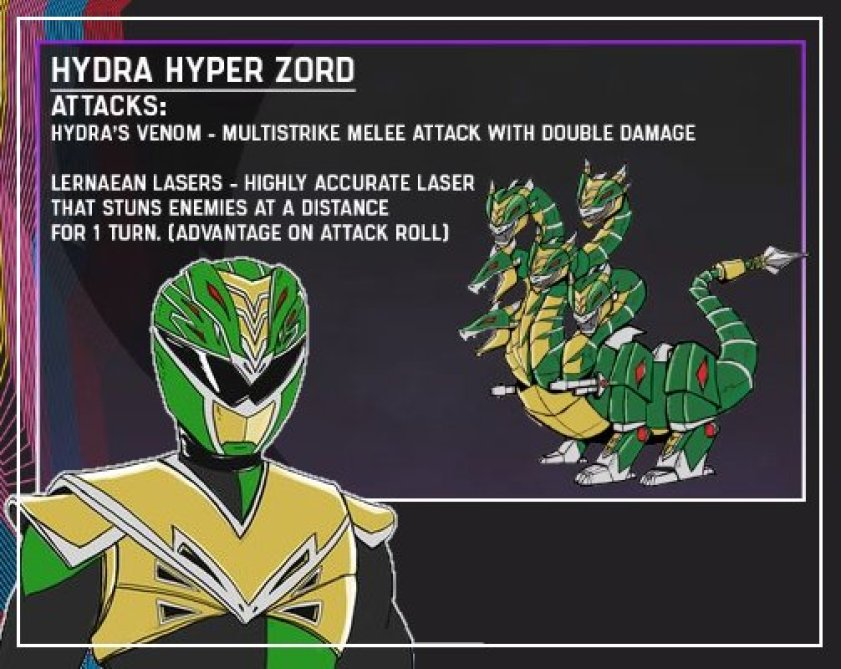 Power Rangers: Heroes of the Grid New Expansion Includes HyperForce Green and the Titanium Ranger - The Illuminerdi