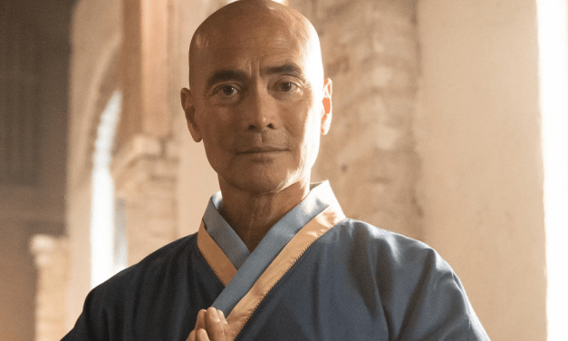 Mark Dacascos Joins The Cast of Legend of the White Dragon: Exclusive