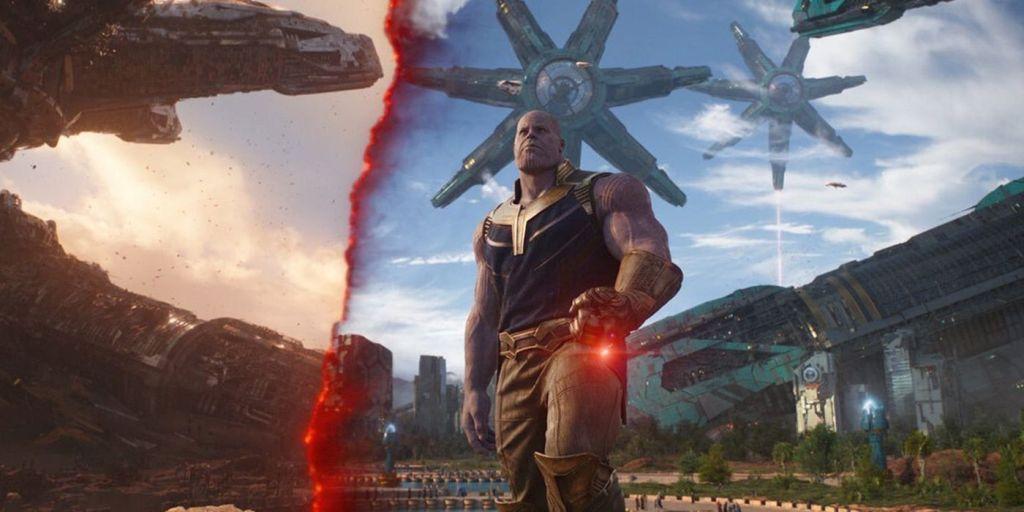 Titan Thanos Eternals