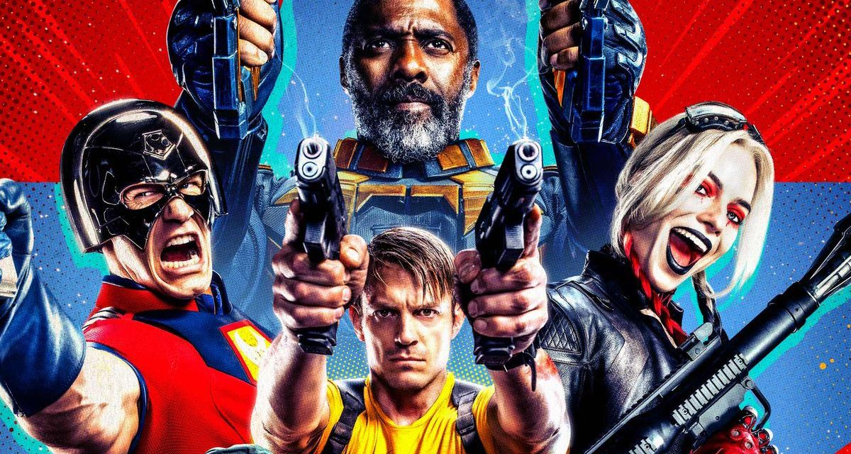 The Suicide Squad Review: A Hilarious Action Film That's A Gory Win For James Gunn And DC