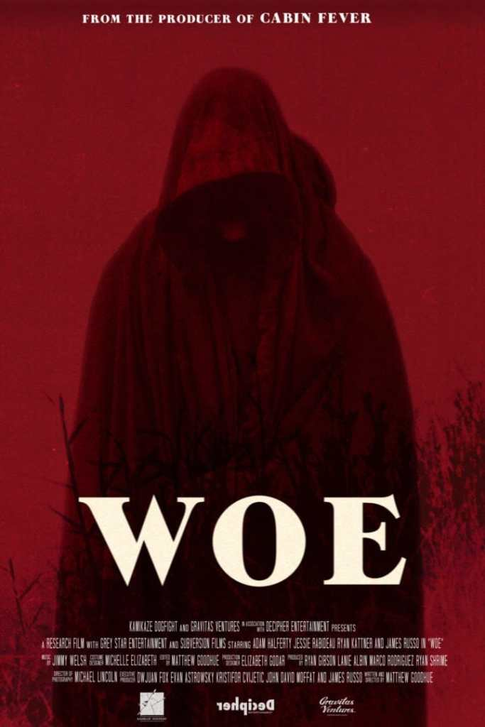 Woe poster
