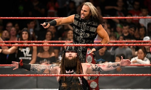 WWE Broken Matt Hardy