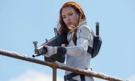 New BLACK WIDOW TV Spot Features A Young Natasha Romanoff In A Dangerous Showdown