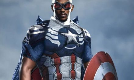 Anthony Mackie Plans To Stay Captain America For 6-8 Years